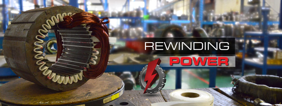 Aircon Rewinding Power Expert Electric Motor Rewinding